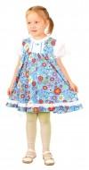 """Платье для девочек """"Матрёшка"""""""