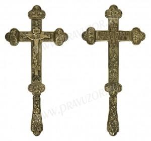 Напрестольный крест №16