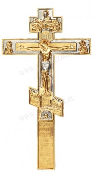 Крестъ напрестольный №2-16