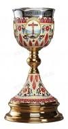 Богослужебный потир (чаша) - 66 (1.0 л)
