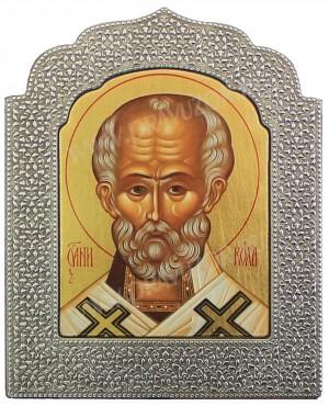 Образ св. Николая Чудотворец - 26