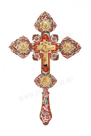 Крест напрестольный №4c