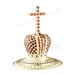 Крест на митру ювелирный - А484 (серебрение)
