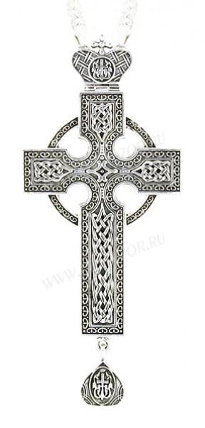 Крест наперсный ювелирный - А72