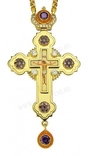 Крест наперсный - А96 (с цепью)