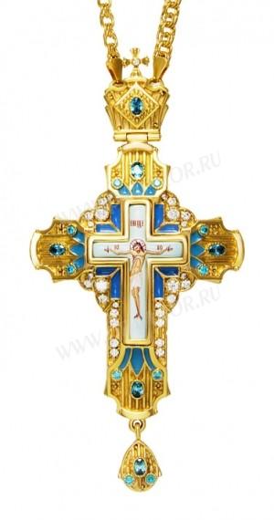 Крест наперсный - А106 (с цепью A1)