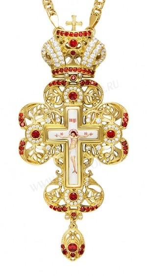 Крест наперсный - А117 (с цепью A1)