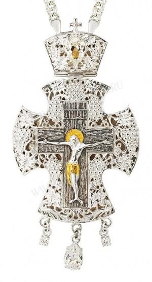 Крест наперсный - А120 (с цепью)