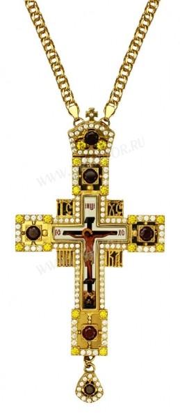 Крест наперсный - А148 (с цепью)