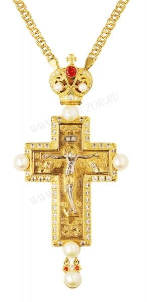 Крест наперсный - А240 (с цепью)
