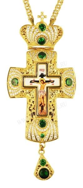 Крест наперсный - А243 (с цепью)