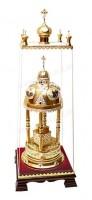 Дарохранительница с куполом - А974