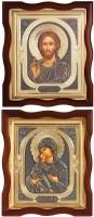 Иконы венчальные, пара №242-243