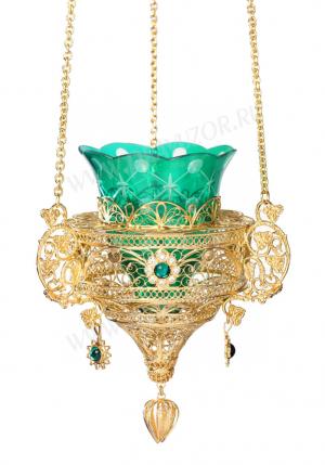 Лампада подвесная ювелирная №23