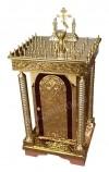 Столик панихидный (канун) №545 (50 свечей)