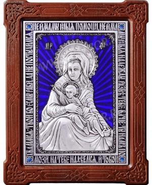 Икона Пресв. Богородицы Всецарица Милостивая - А112-3