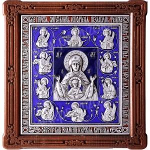 Икона Знамение Пресв. Богородицы - А121-3