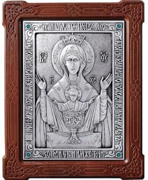 Икона Пресв. Богородицы Неупиваемая Чаша - А75-2