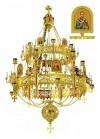 Паникадило церковное №R2 (54 свечей)
