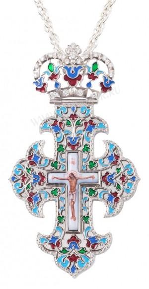 Крест наперсный №031