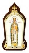 Икона настольная  -святитель Иоанн Златоуст.