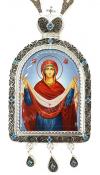 Панагия Покров Божией Матери - А1045c