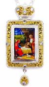 """Панагия """"Рождество Христово"""" - А1079с"""