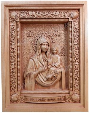 Икона Пресв. Богородицы of Tikhvin