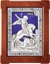 Икона: св. Георгий Победоносца - A110-3