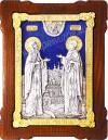 Икона свв. преп. Петра и Февронии Муромских - A120-7