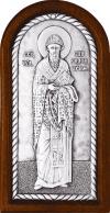 Икона: свт. Спиридон Тримифунтский - 140-1
