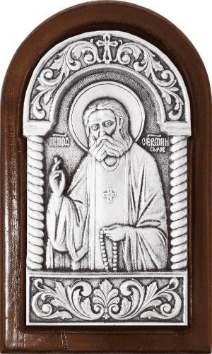 Икона: преп. Серафим Саровский- A147-1