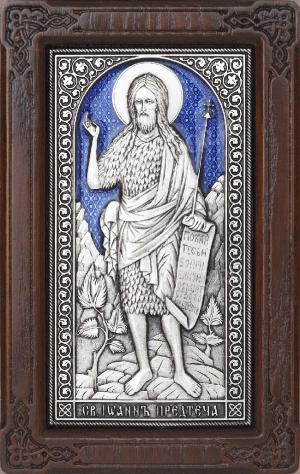 Икона: св. Иоанн Креститель - A169-3