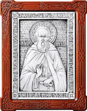 Икона: преп. Сергий Радонежский - A48-1