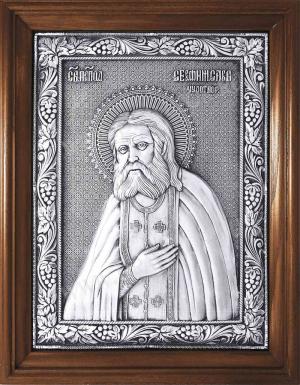 Икона: преп. Серафим Саровский- A59-1