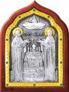 Икона свв. преп. Петра и Февронии Муромских - A67-6