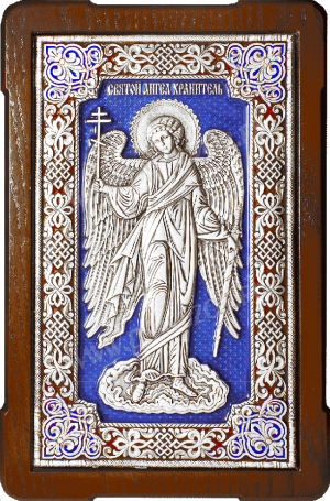 Икона: св. Ангел-Хранитель - A72-3
