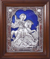 Икона: св. Георгий Победоносца - A74-3