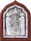 Икона: препп. Кирилл и Мария - A81-2