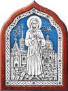 Икона: св. бл. Ксения Петербуржская - A90-3