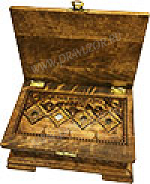 Ковчег для мощей №17