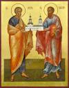 Икона: Свв. Апостолы Петр и Павел - APP02