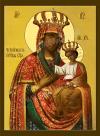 Образ Пресв. Богородицы 'Царица Небесная' Черниговско-Гефсиманская - BG01