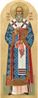 Икона: Свт. Игнатий Ставропольский - IB621