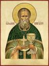 Икона: Св. Прав. Иоанн Кронштадский - IK01