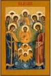 Икона: Собор Св. Архангела Михаила - SAM50