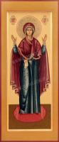 Образ Пресв. Богородицы 'Нерушимая Стена'l - Р