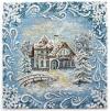Салфетка рождественская (набор) - 11