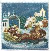 Салфетка рождественская (набор) - 14