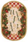 Салфетка рождественская - 18
